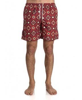 COSTUME BORDEAUX STAMPATO - Costumi&Beachwear MITCHUMM INDUSTRIES