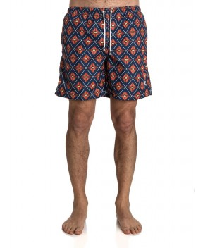 COSTUME BLU E ROSSO FANTASIA - Costumi&Beachwear MITCHUMM INDUSTRIES