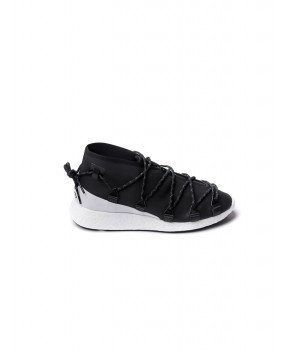 SNEAKERS CROSS LACE RUN NERE - Sneakers Y-3 YAMAMOTO