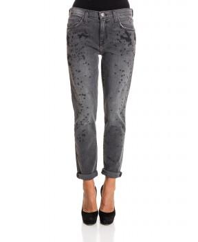 JEANS BLACK TINDER NERO - Jeans&Denim CURRENT/ELLIOTT
