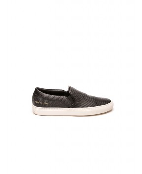 SLIP ON IN PELLE LASERATA - Sneakers COMMON PROJECTS
