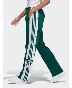 pantaloni adidas verdi
