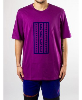 T-SHIRT 92 RETRO PRUGNA (RAGE COLLECTION) - T-Shirt THE NORTH FACE