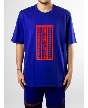 T-SHIRT 92 RETRO RAGED BLU (RAGE COLLECTION) - T-Shirt THE NORTH FACE