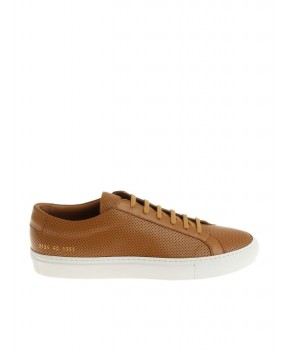 SNEAKERS ACHILLES LOW TRAFORATE NOCCIOLA - Sneakers COMMON PROJECTS