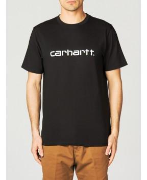 T-SHIRT SCRIPT NERA - T-Shirt CARHARTT