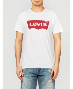 T-SHIRT LOGO BIANCA - T-Shirt LEVI'S