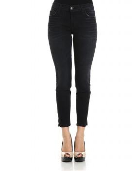 JEANS STILETTO SLIM NERO - Jeans&Denim CURRENT/ELLIOTT