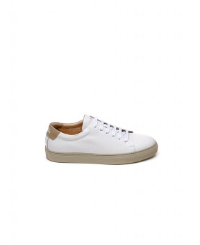 SNEAKERS EDITION 3 LOW BIANCHE E FANGO - Sneakers NATIONALSTANDARD