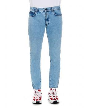 JEANS DAVID AZZURRO - Jeans&Denim AMISH