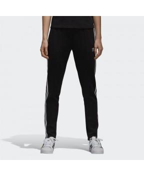 PANTALONE BASIC NERO - Pantaloni ADIDAS