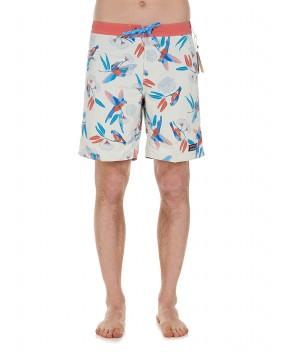 COSTUME WAVEFARER BOARDSHORTS GESSO - Costumi&Beachwear PATAGONIA