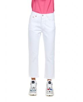 JEANS 501 BIANCHI - Jeans&Denim LEVI'S