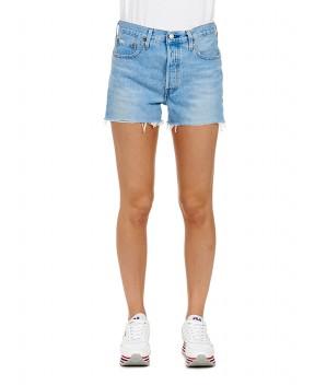 SHORTS 501 AZZURRI - Bermuda&Shorts LEVI'S