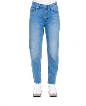 JEANS MOM BLU - Jeans&Denim LEVI'S