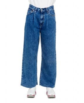 JEANS RIBCAGE BLU - Jeans&Denim LEVI'S
