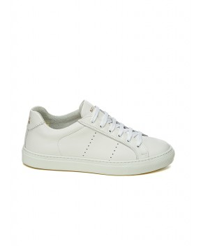 SNEAKERS EDITION 4 LOW BIANCHE - Sneakers NATIONALSTANDARD