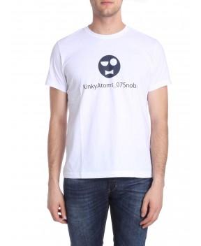 T-SHIRT SNOBI BIANCA - T-Shirt ASPESI