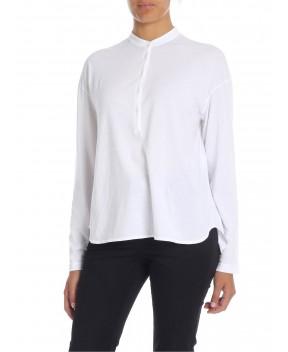 BLUSA Z014 BIANCA - Camicie&Bluse ASPESI