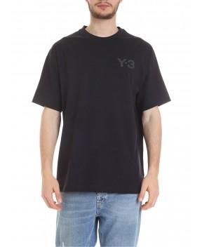 T-SHIRT LOGO NERA - T-Shirt Y-3 YAMAMOTO