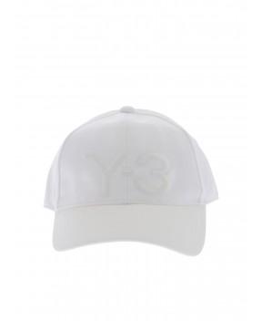 CAPPELLINO LOGO BIANCO - Cappelli Y-3 YAMAMOTO