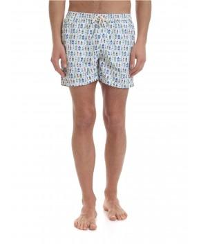 COSTUME LIGHTING BIANCO LABEL CHAMPAGNE - Costumi&Beachwear MC2 SAINT BARTH