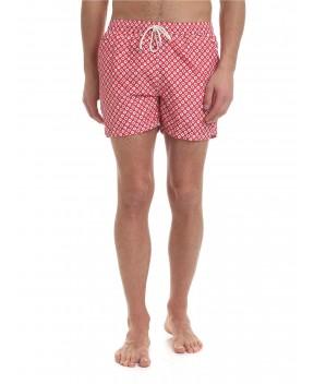 COSTUME LIGHTING ROSSO TIE POINT - Costumi&Beachwear MC2 SAINT BARTH