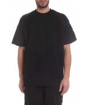 T-SHIRT 3 STRIPES NERA - T-Shirt Y-3 YAMAMOTO