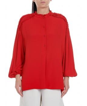 BLUSA DAFOE ROSSA - Camicie&Bluse 8PM