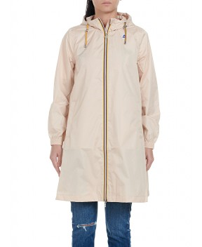 GIUBBINO THECLE POLY ROSA CIPRIA - Trench&Impermeabili K-WAY