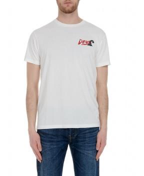 T-SHIRT PAUL MCNEIL CANGGU BIANCA - T-Shirt DEUS EX MACHINA