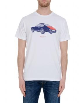 T-SHIRT NINER BIANCA - T-Shirt DEUS EX MACHINA