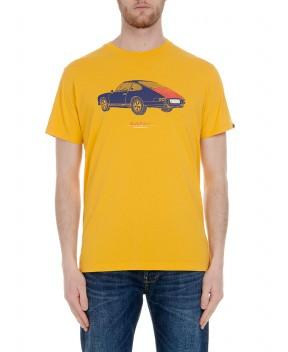 T-SHIRT NINER GIALLA - T-Shirt DEUS EX MACHINA