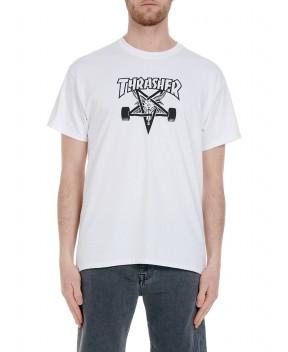 T-SHIRT SKATE GOAT BIANCA - T-Shirt THRASHER