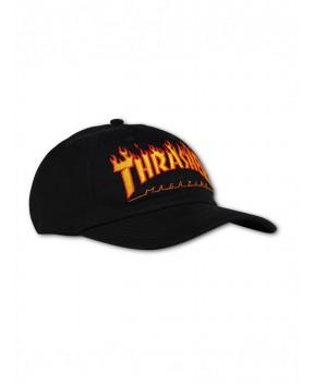 CAPPELLO FLAME OLD TIMER NERO - Cappelli THRASHER