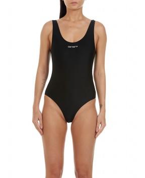 COSTUME SCRIPT NERO - Costumi&Beachwear CARHARTT
