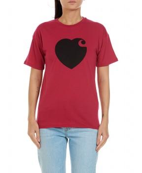 T-SHIRT HARTT CICLAMINO - T-Shirt&Top CARHARTT
