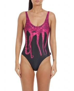 COSTUME OCTOPUS FUCSIA - Costumi&Beachwear OCTOPUS