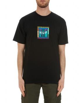 T-SHIRT GIFT SHOP BOX NERA - T-Shirt HUF