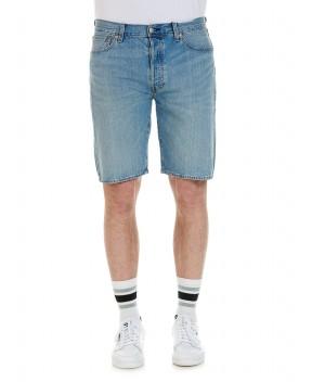 BERMUDA 501 AZZURRI - Jeans&Denim LEVI'S