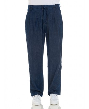 PANTALONE BAGGY IN DENIM CHAMBRAY - Jeans&Denim LEVI'S MADE&CRAFTED