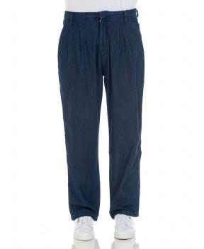 PANTALONE BAGGY IN DENIM CHAMBRAY - Jeans&Denim LEVI'S