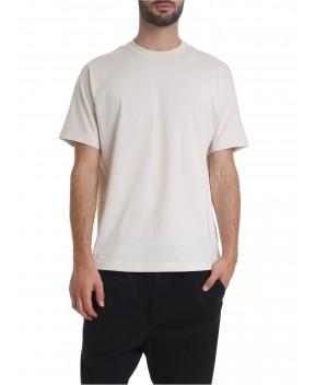 T-SHIRT CLASSIC ECRU - T-Shirt Y-3 YAMAMOTO