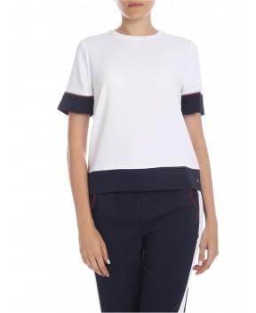 TOP FLORENTINA BIANCO - T-Shirt&Top CALVIN KLEIN
