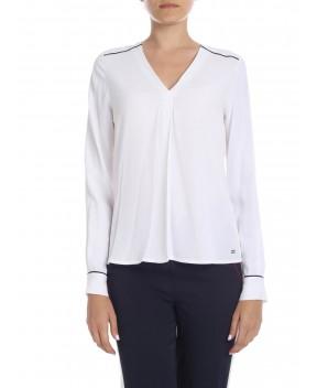 BLUSA HERMOSA BIANCA - Camicie&Bluse CALVIN KLEIN
