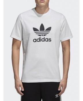 T-SHIRT IN COTONE CON LOGO - T-Shirt ADIDAS