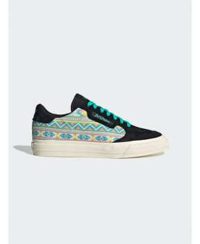 SNEAKERS CONTINENTAL VULC NERE E MULTICOLOR (COLLABORAZIONE ARIZONA) - Sneakers ADIDAS