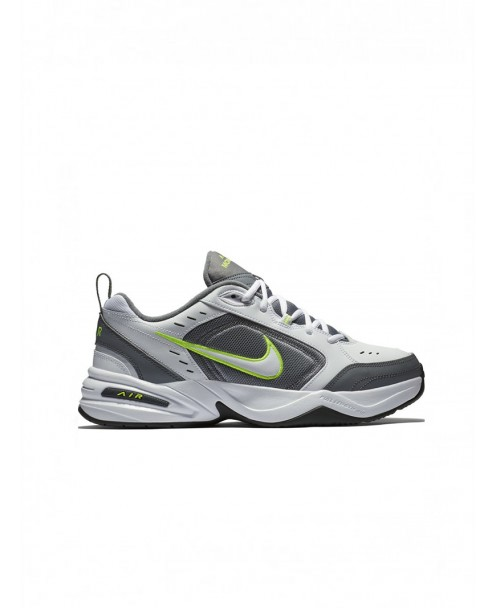 amazing selection amazing selection superior quality SNEAKERS AIR MONARCH IV BIANCHE E GRIGIE