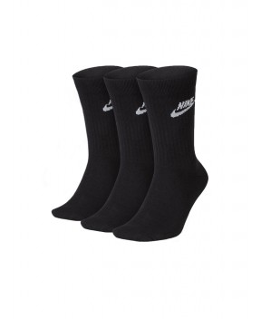 CALZINO ESSENTIAL NERO (3PZ) - Accessori NIKE