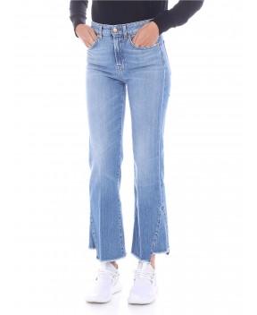 JEANS A VITA ALTA AZZURRI - Jeans&Denim 7 FOR ALL MANKIND